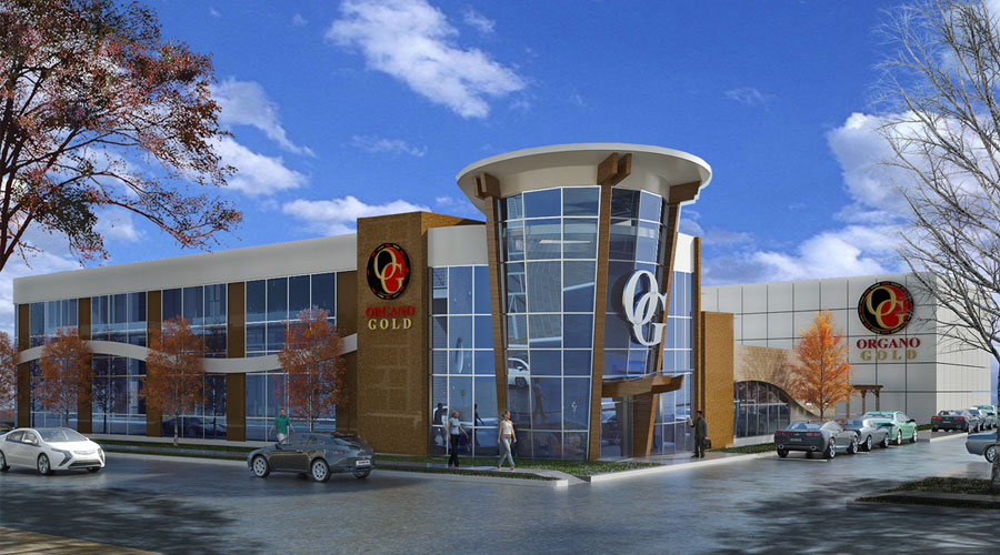 ORGANO GOLD HEADQUARTERS Richmond, BC